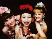 Miss Lou Lou tap trio