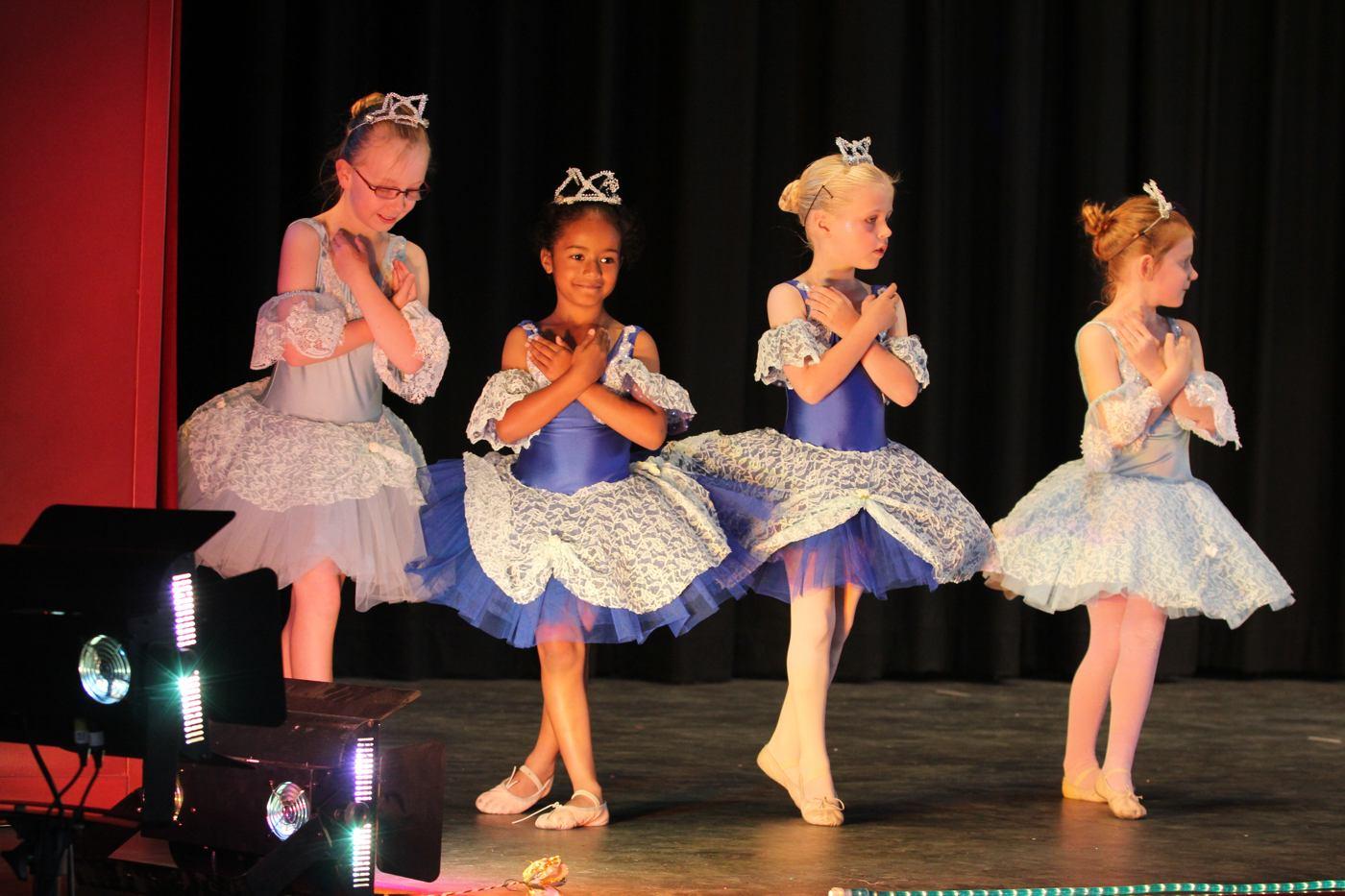 Ballerinas concert