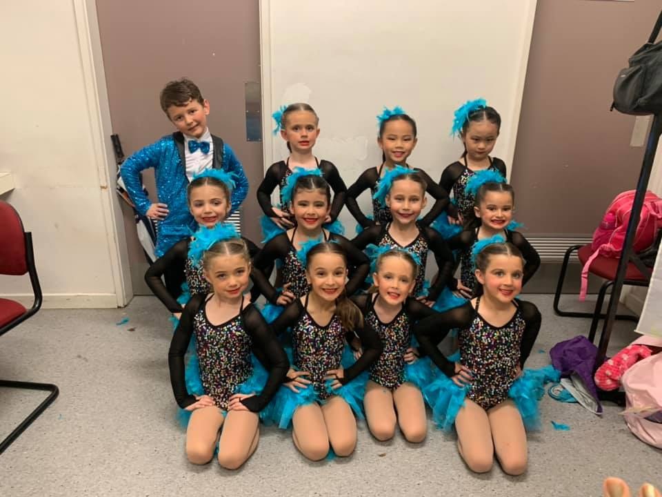 Our First Competition EVER!