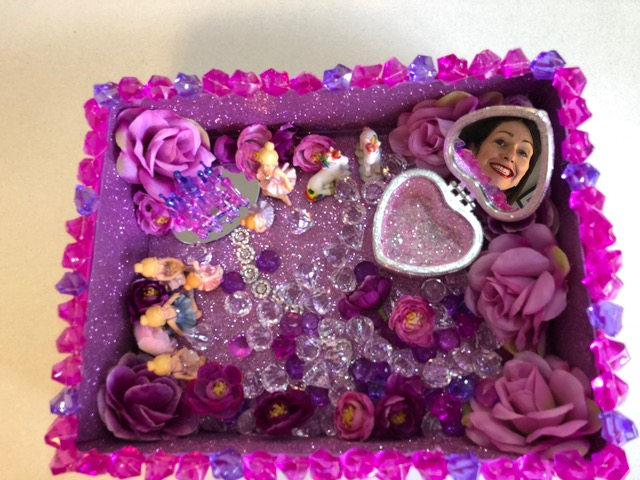 A Fairy wishing box!