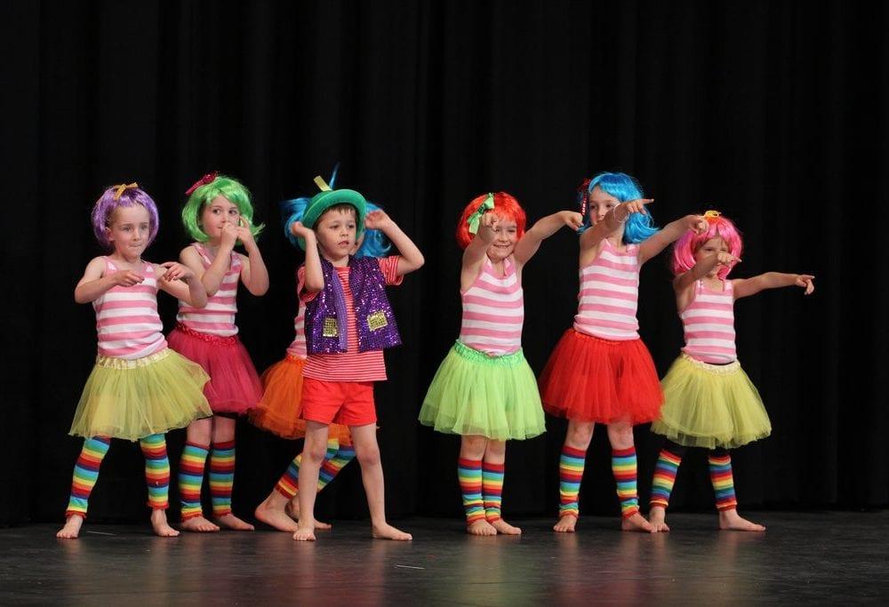 School-Age Dancing